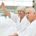 Pensionierte mit fester Rente Juni19